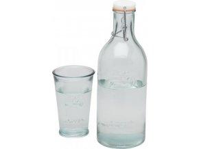 Karafa na vodu Ford z recyklovaného skla