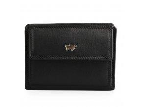 Pánská kožená peněženka Golf 2.0 Geldbörse X 90111 černá