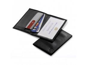 Victorinox Pouzdro pro SwissCard Černá