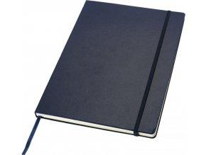 Manažerský zápisník Classic A4, modrý 10626301