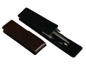 Pouzdro na tužky Pula, černé