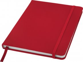 Zápisník A5 Spectrum, červený