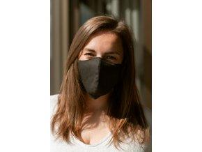 Rouska maska plus 10x NANO MEDCLEAN filtr