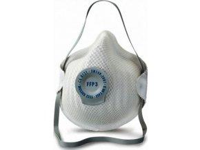 vyr 3669 Respirator Moldex 2555 FFP3 NR D tvarovany s ventilkem