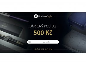 Darkovy poukaz 500 fill