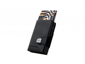 Nappa Black Black DOUBLEWALLET ClickSlide DiagonalSlope Cards Out 27.10.4.0001.08