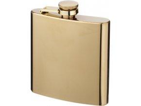 Butylka/Kapesní láhev Elixer 175 ml, barva zlatá