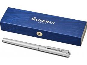 Waterman Graduate roller, stříbrná