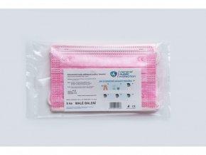 171 zdravotnicka oblicejova maska s gumickou velikost s krabicka po 5 ks