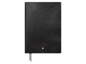 Montblanc Fine Stationery Notebook 146 Black lined 1