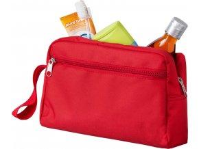 Toaletní taška Transit, červená
