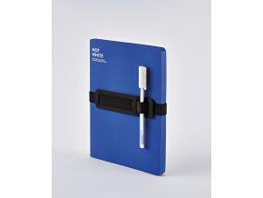 54938 notebook not white l light blue