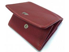 Kožená dámská peněženka Braun Büffel - červená