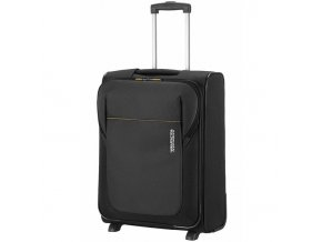 amto0807 01 san francisco 2 wheel upright 55cm 20inch strict cabin baggage black 1