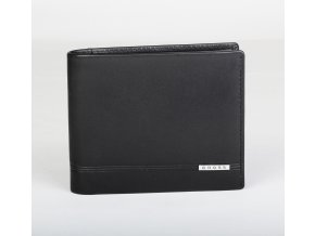 Kožená peněženka Cross Classic Century Leather Bifold Coin Black