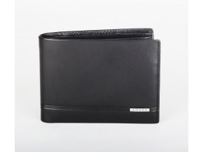 Kožená peněženka Cross Classic Century Leather Bifold Card Black