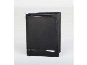 Kožená peněženka Cross Classic Century Leather Trifold Black