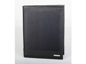 Kožené junior padfolio A5 Cross Classic Century Leather Black