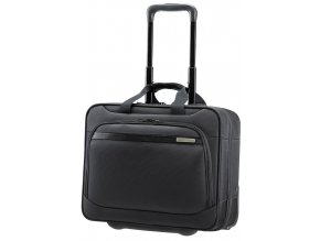 "Samsonite Kabinový kufr Vectura Office Case with Wheels 15,6"" 39V-009 černá"