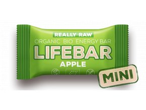 mini lifebar bio raw tycinka lifefood jablecna 03