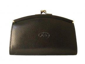 Dámská rámková peněženka Tony Perotti 356L, černá