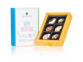 Happy Easter 6 Eggs