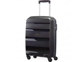 Kabinový cestovní kufr Bon Air Spinner 85A 31,5 l černý
