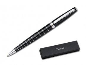 Santini Zonula II Black, kuličkové pero