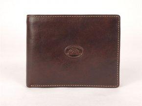 Pánská kožená peněženka Tony Perotti, hnědá