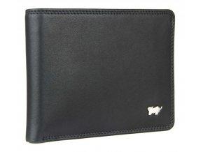 Braun Büffel Pánská kožená peněženka Braun Büffel 92332 - černá