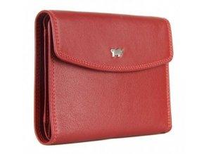 Braun Büffel Dámská peněženka Braun Büffel 92444 červená