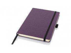 Balmain zápisník A6 fialový