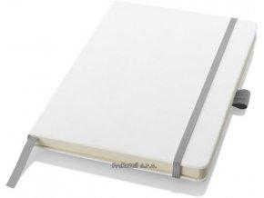 Balmain zápisník A6 bílý