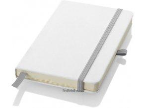 Balmain zápisník A5 bílý