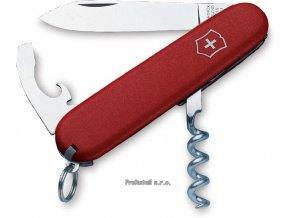 Kapesní nůž VICTORINOX ECOLINE I červený