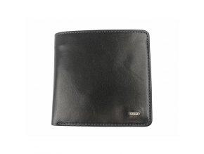 Pánská kožená peněženka UNIKO 208401 - černá