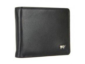 Pánská kožená peněženka Braun Büffel 92335 černá