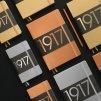 notizbuch medium a5 dotted hardcover 251 nummerierte seiten gold 801020 4