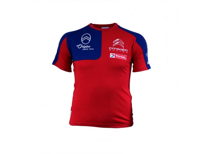 514 t shirt homme replica citroen racing 2019