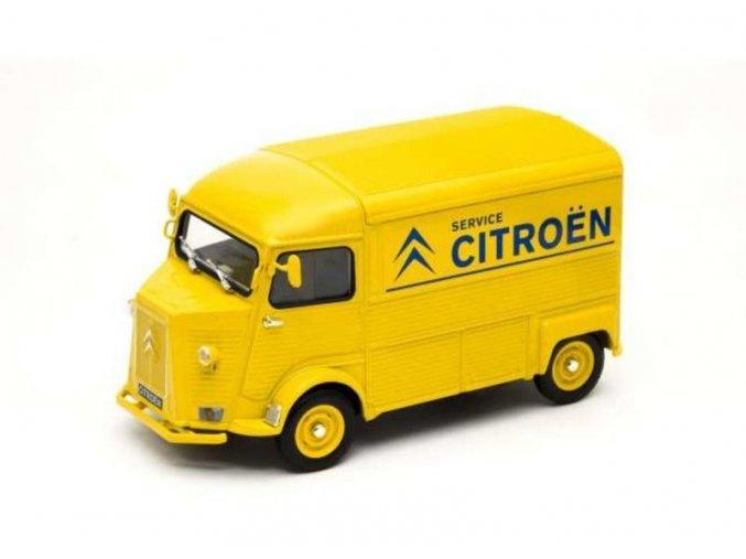 Citroen HY Service CIT 1