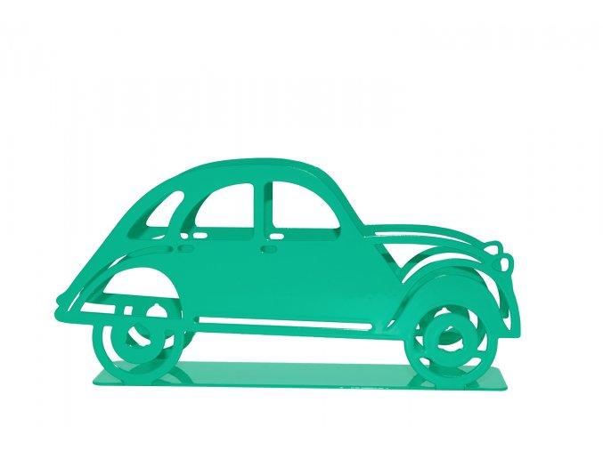 2CV stojanek green