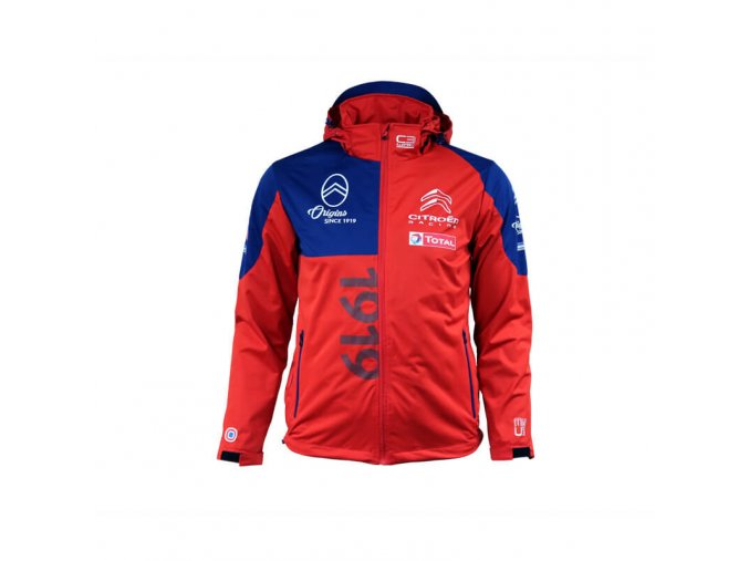070 veste softshell replica citroen racing 2019