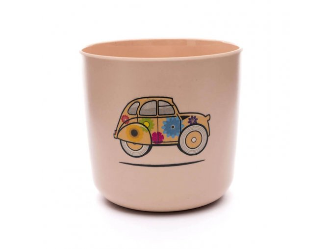 599 Mini mug 2CV Girly