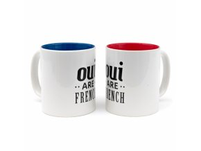 144 mug collection oui are french citroen
