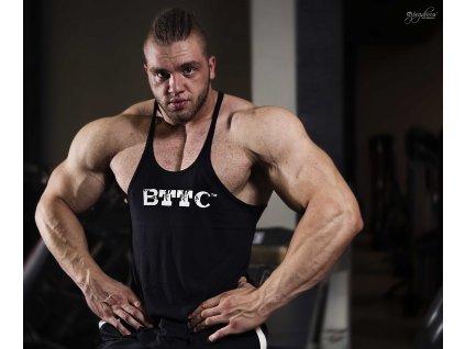 BTTC Bodybuilder TOP - čierny