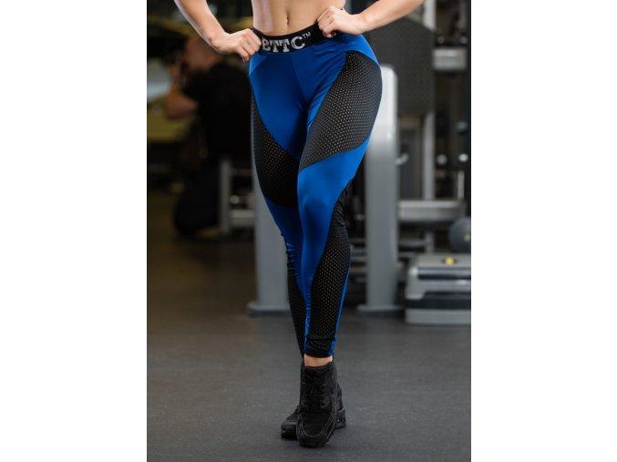 BTTC Mesh legíny - modré