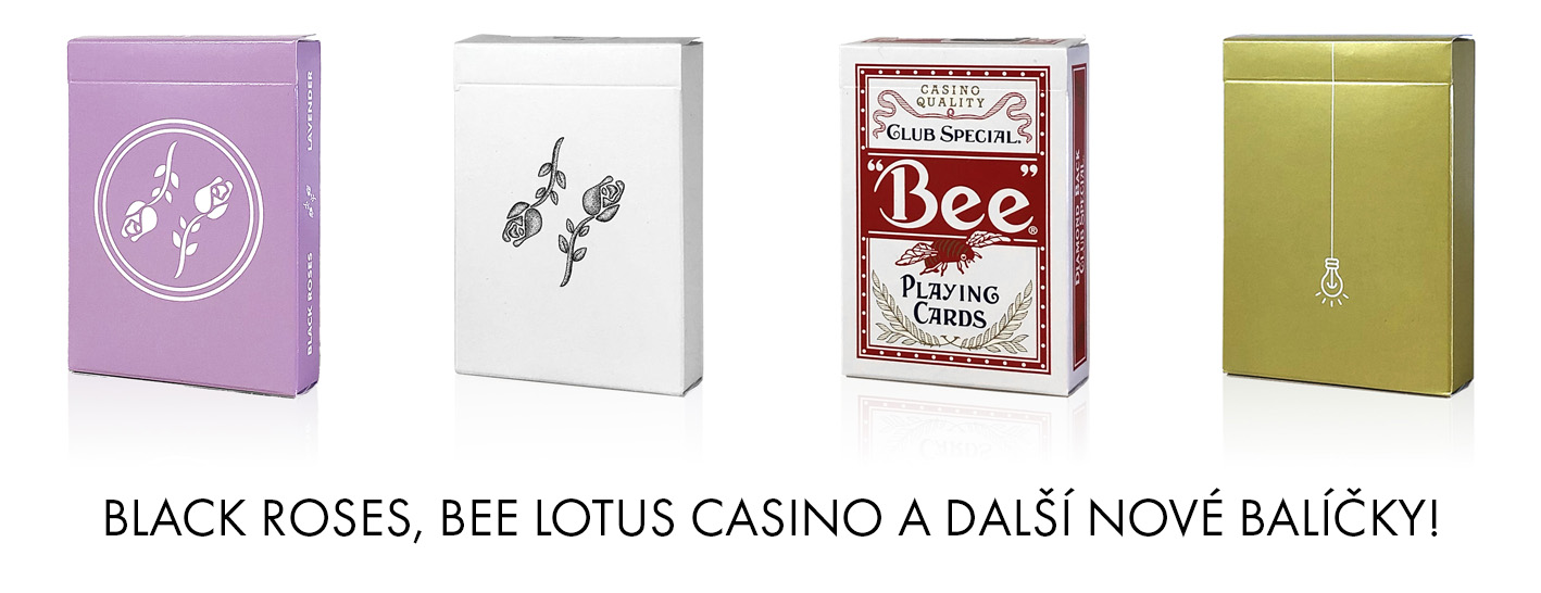Black Roses Playing Cards, Bee Playing Cards