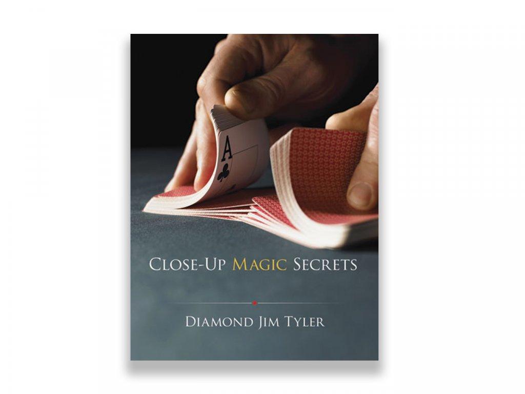 Close-Up Magic Secrets (Diamond Jim Tyler)