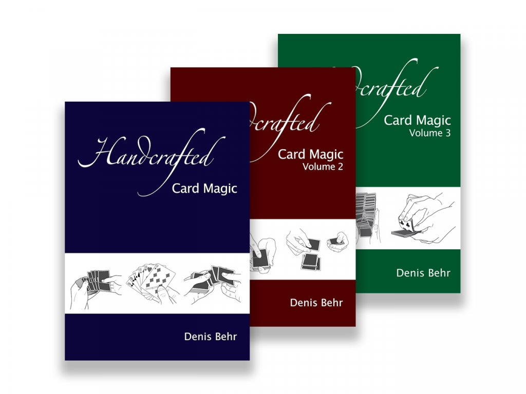 Handcrafted Card Magic (Denis Behr)