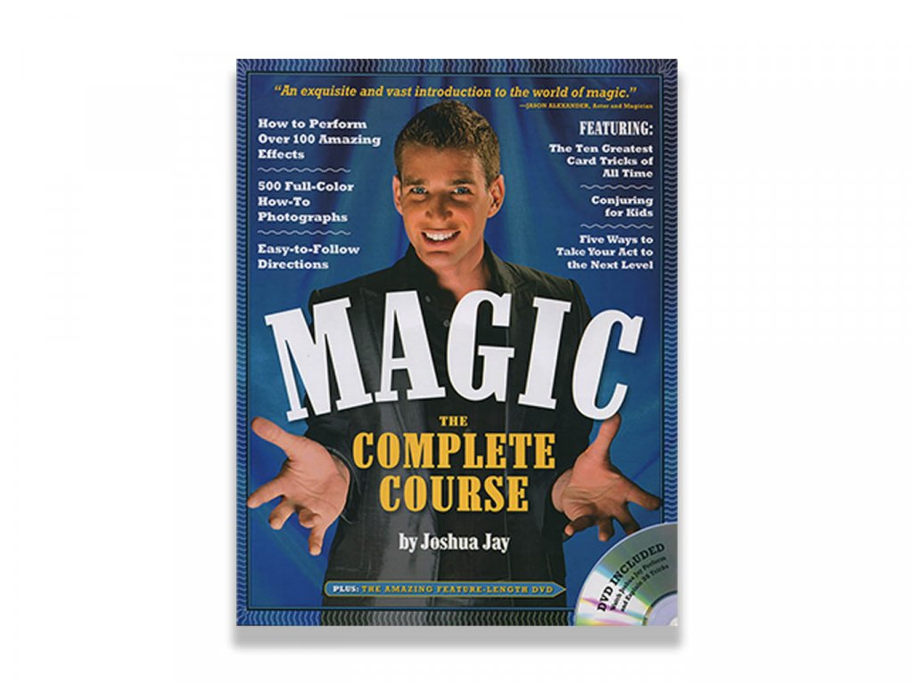 Magic The Complete Course (Joshuay Jay)